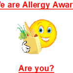 Allergy aware leaflets