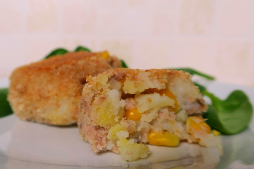 dairy free and egg free fishcakes