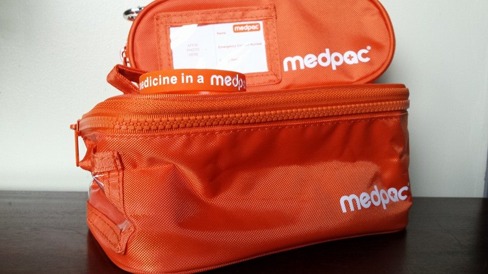Review Medpac Is A Great Insulated Bag To Keep Epipens