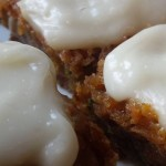 Carrot cake (nut free, soya free, dairy free and eggless cake recipe)