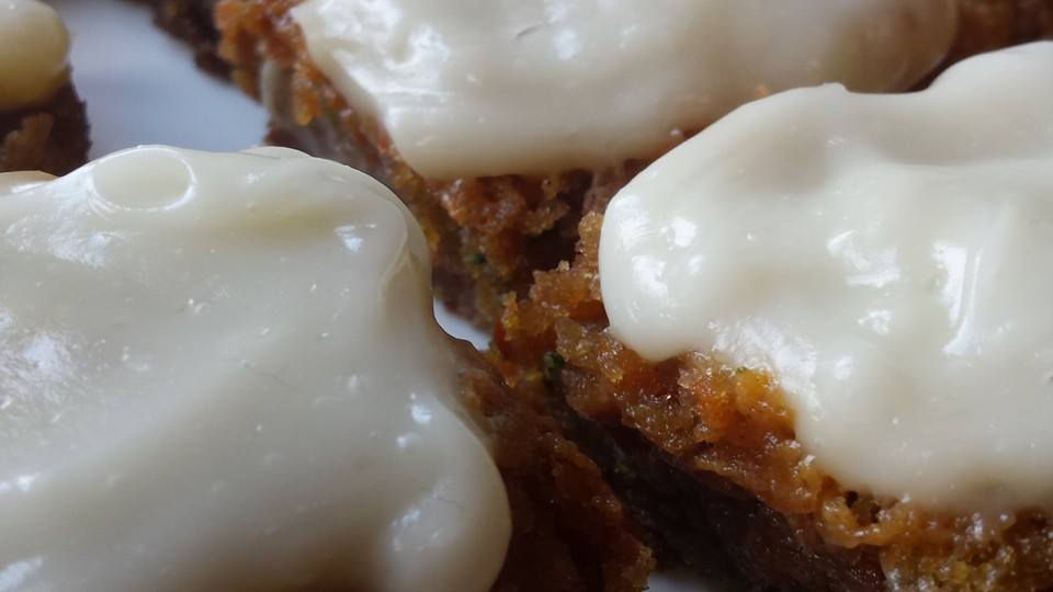 vegan carrot cakec recipe
