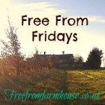 Free From Fridays 8th Jan