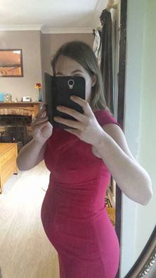 20 weeks with baby #2