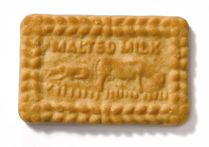Milk ladder - malted milk