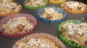 apple oat muffins2