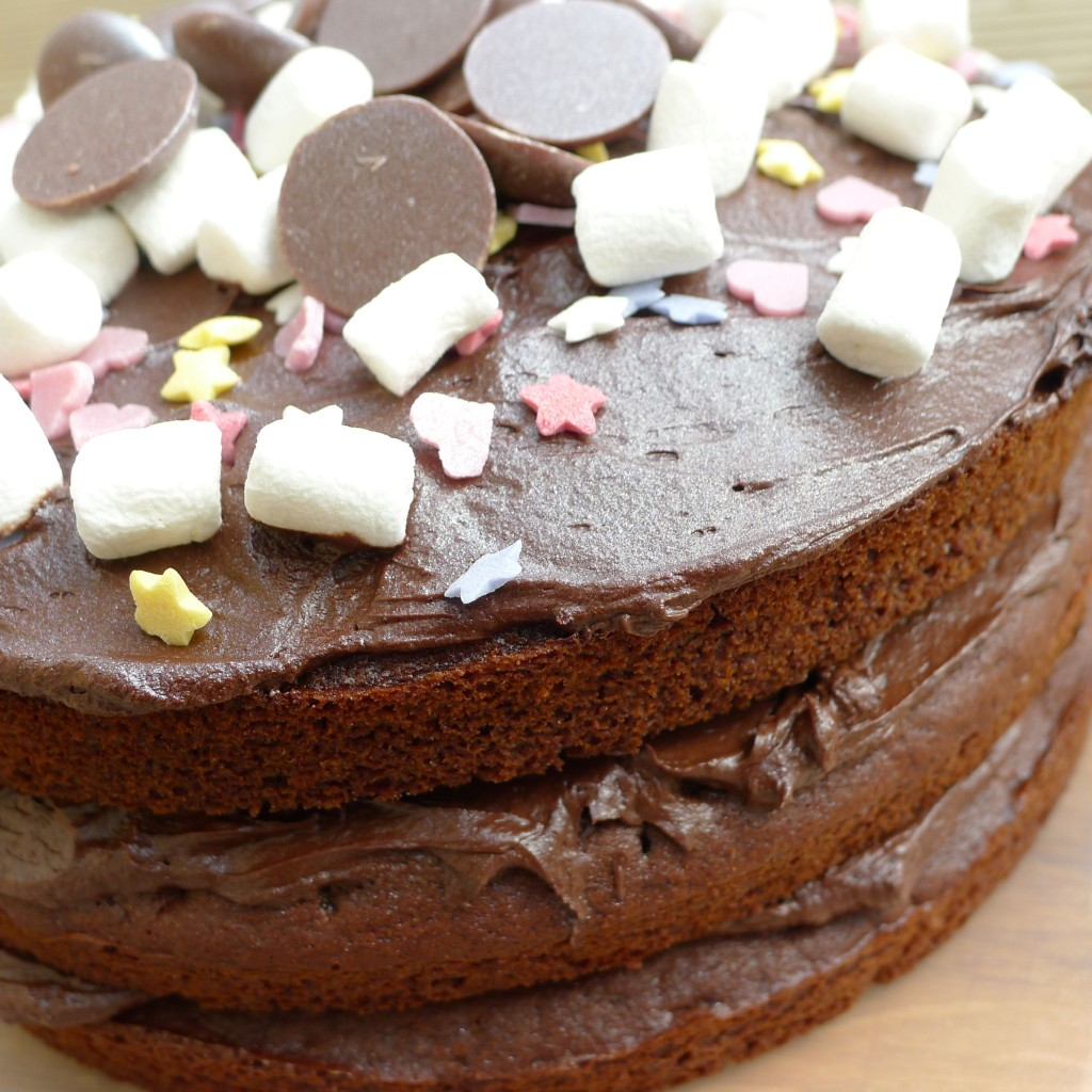 Egg Free Dairy Free Cake Recipe Uk