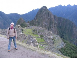 Travelling solo in South America