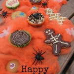 Easy Halloween decorations with Dr Oetker #evenbetterbaking