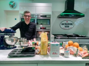#GBBO Howard Middleton cooked up some #freefrom treats