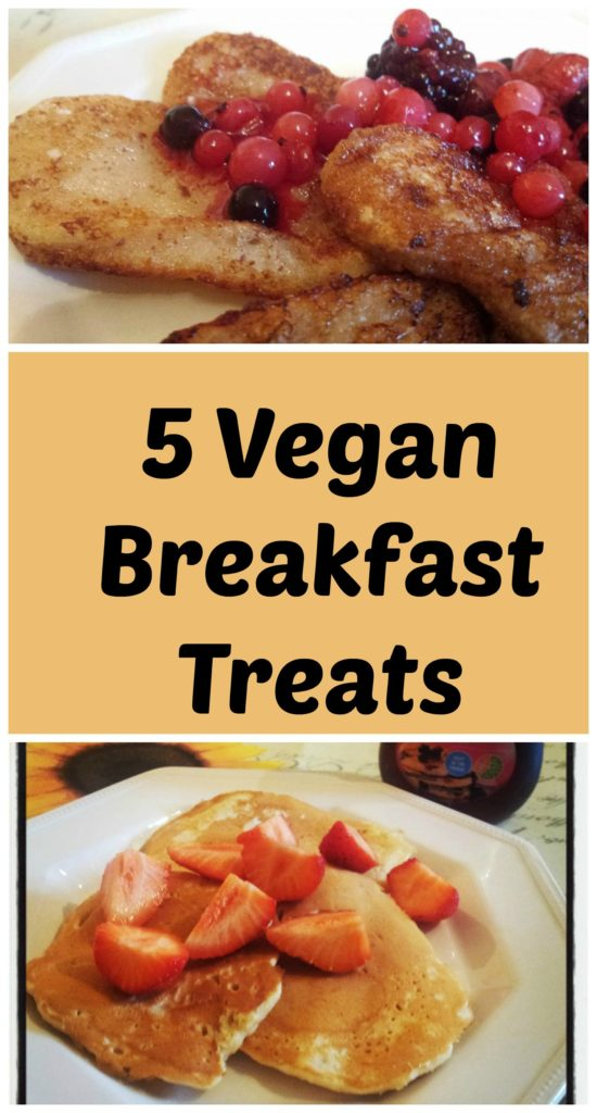 5 vegan breakfast treats to keep you happy and satisfied