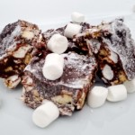 Dairy free Rocky Road