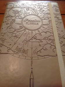 passion planner organiser diary