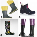 Wellies wish list