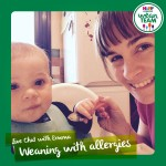 Hipp Organic live chat: Weaning safely with food allergies