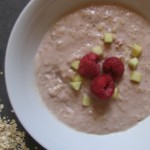 Pink porridge recipe #weanteam
