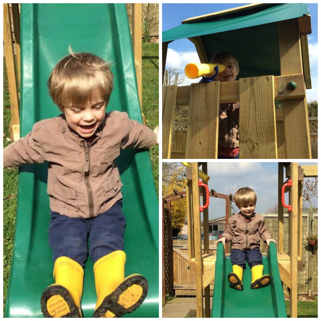 wickey climbing frame review