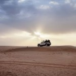 SPORTS AND ADVENTURE - Dune bashing