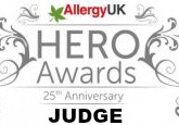 allergy uk hero awards judges