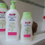 Hipp Organic Free From Bath Range: Review and Giveaway