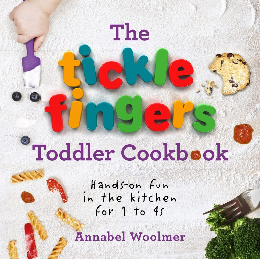 tickle-fingers childrens-cookbook-jacket-copy
