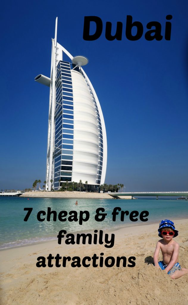 Dubai on a budget: 7 cheap and free family attractions #familytravel #budgetduabi #dubai