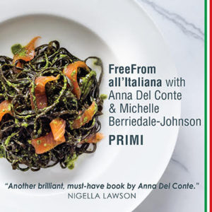 free from italiana cook book