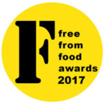 Free From Food Awards & the new Free From Italiana cookbook