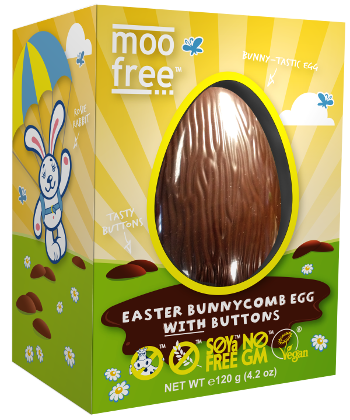dairy free easter egg from moo free