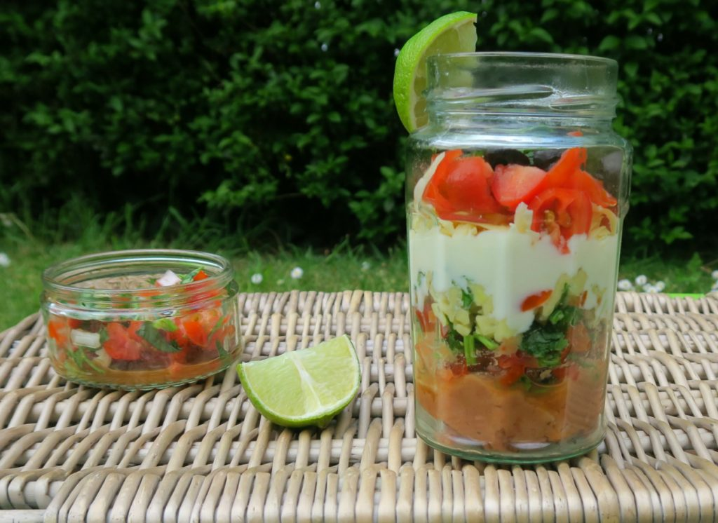dairy free dip: mexican dip free from top 14 allergens
