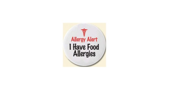 All allergies suck. Let's support each other.