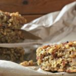 Healthier Dairy Free Date Flapjack