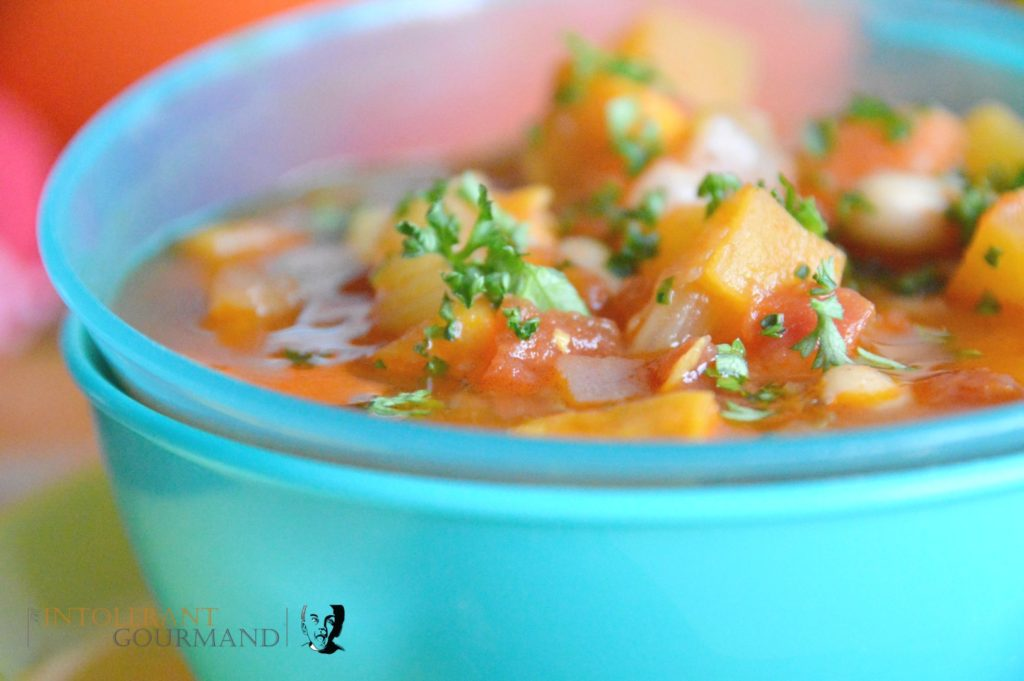 sweet potato recipes - soup