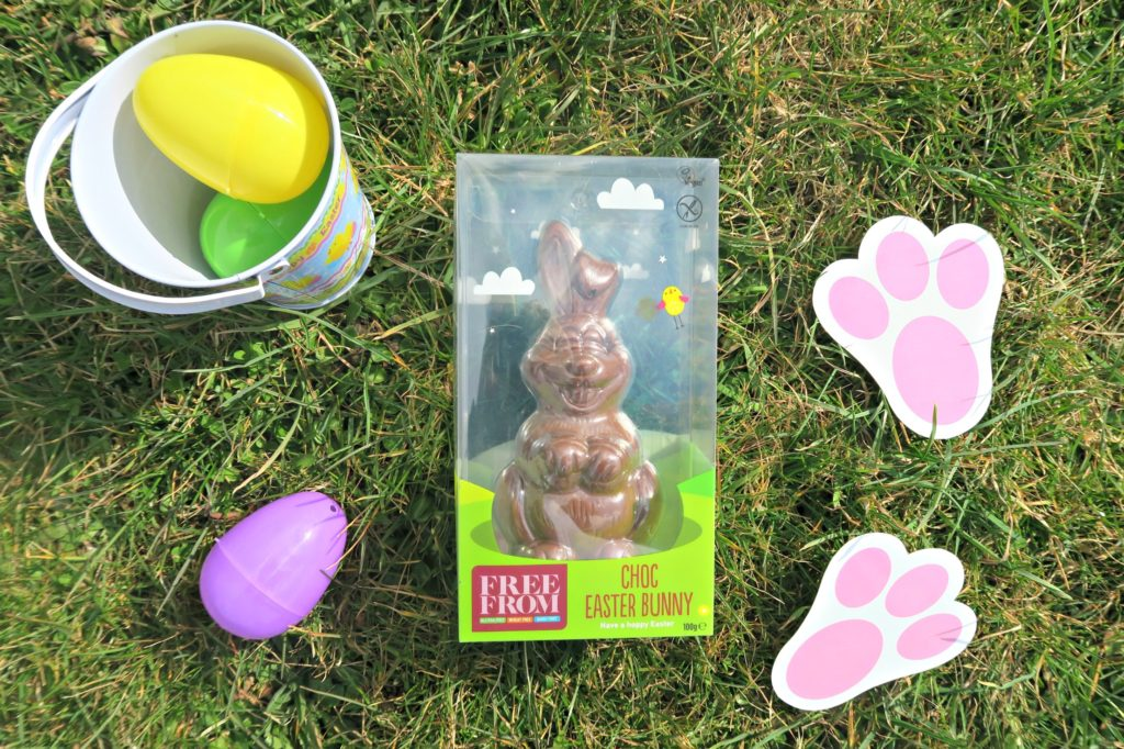 dairy free easter bunny