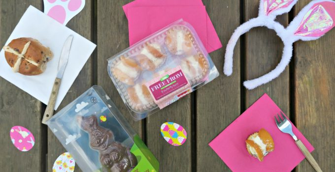 Asda Free From Easter Range: Review and Giveaway