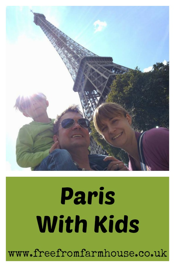 Paris with kids: Where to stay, how to get there and what to do