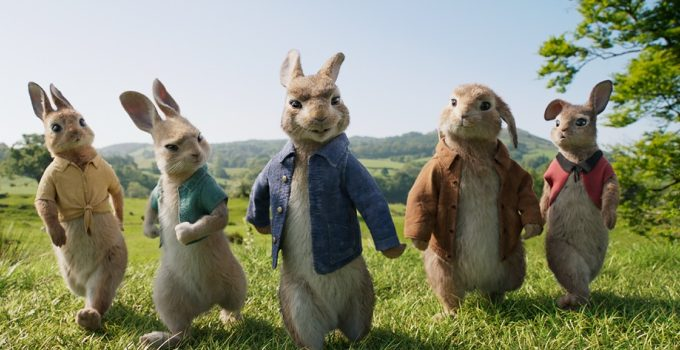 Peter Rabbit Movie and food allergy bullying  – letter to schools