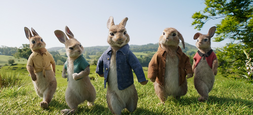 peter rabbit movie - food allergy bullying letter