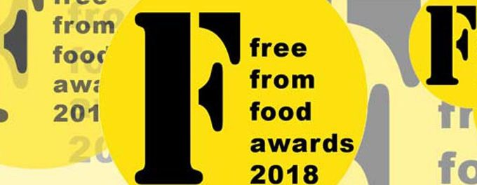 Best Of Free From Food Awards 2018 #freefromfridays
