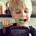 Teaching Kids To Brush Their Teeth With Playbrush