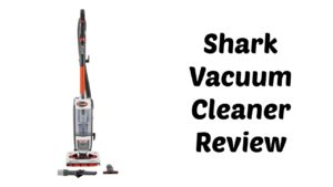 Vlog: Shark Vacuum Cleaner Review