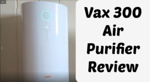 Vlog: Vax 300 Air Purifier Review