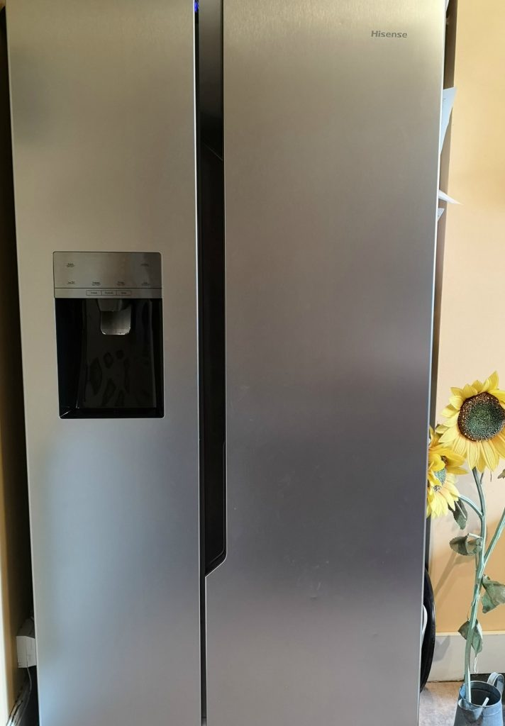hisense fridge freezer review