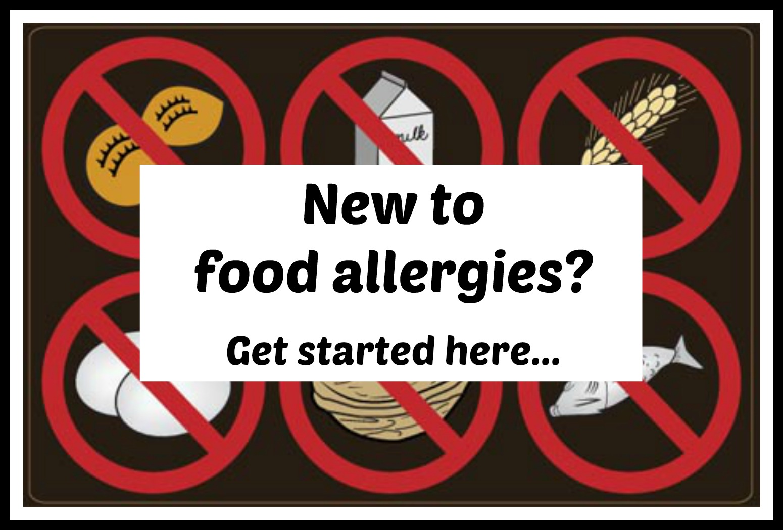 New to allergies?
