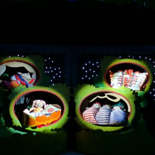 in the night garden showdome review