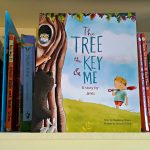 The joy of personlised books with Librio – 'The Tree, The Key and Me'