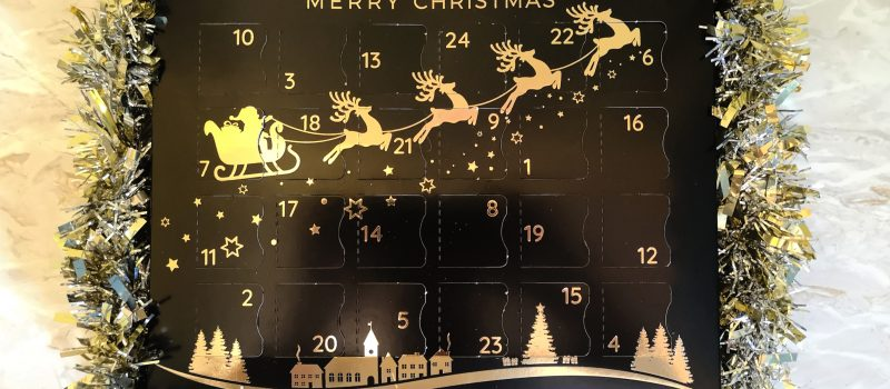 Dairy free advent calendar guide & giveaway