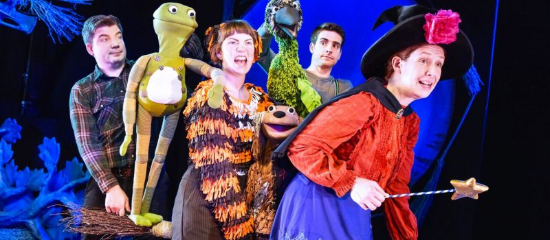 Review: Room On The Broom At The Lyric Theatre