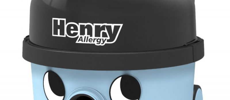 Hello Henry! First look at Numatic Henry Allergy Vacuum Cleaner