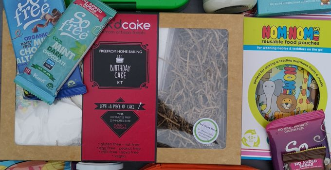Our 5th Birthday & The Big Allergy Kit Giveaway