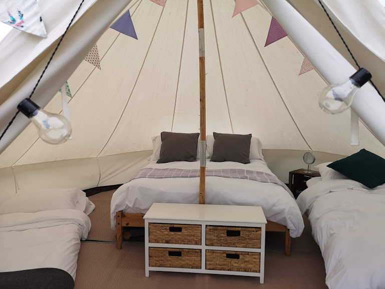 home farm glamping review